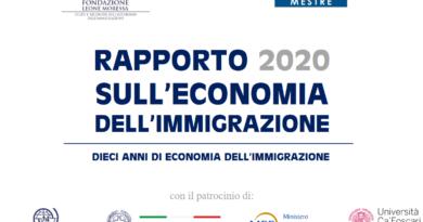 Nuovo rapporto della Fondazione Moressa sugli stranieri in Italia