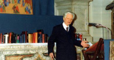 Ricordando Valdo Vinay, ovvero dell'amicizia cristiana